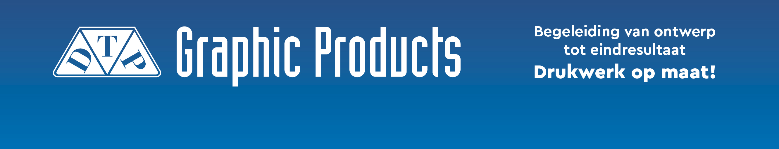 DTP Graphic Products logo